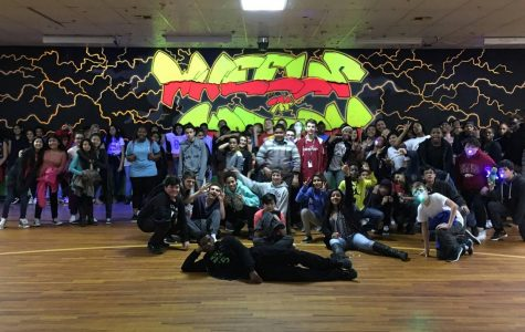 Students Trip and Flip for Wheels in Motion