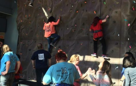 Students Enjoy Incentive Trip to AMP'd