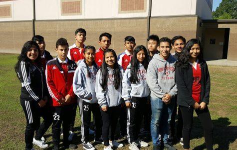Freshmen Turn to Soccer for Fun, Relieve Stress