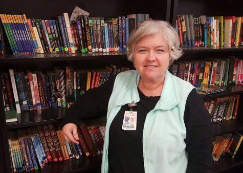 Mrs. Dunn Readies for Retirement