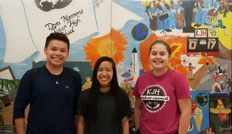 Freshmen Reflect on Classes at Kimmons