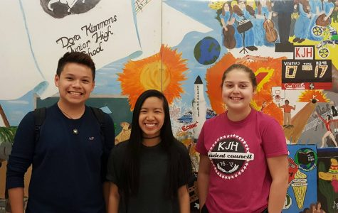 Freshmen Reflect on Classes at Kimmons