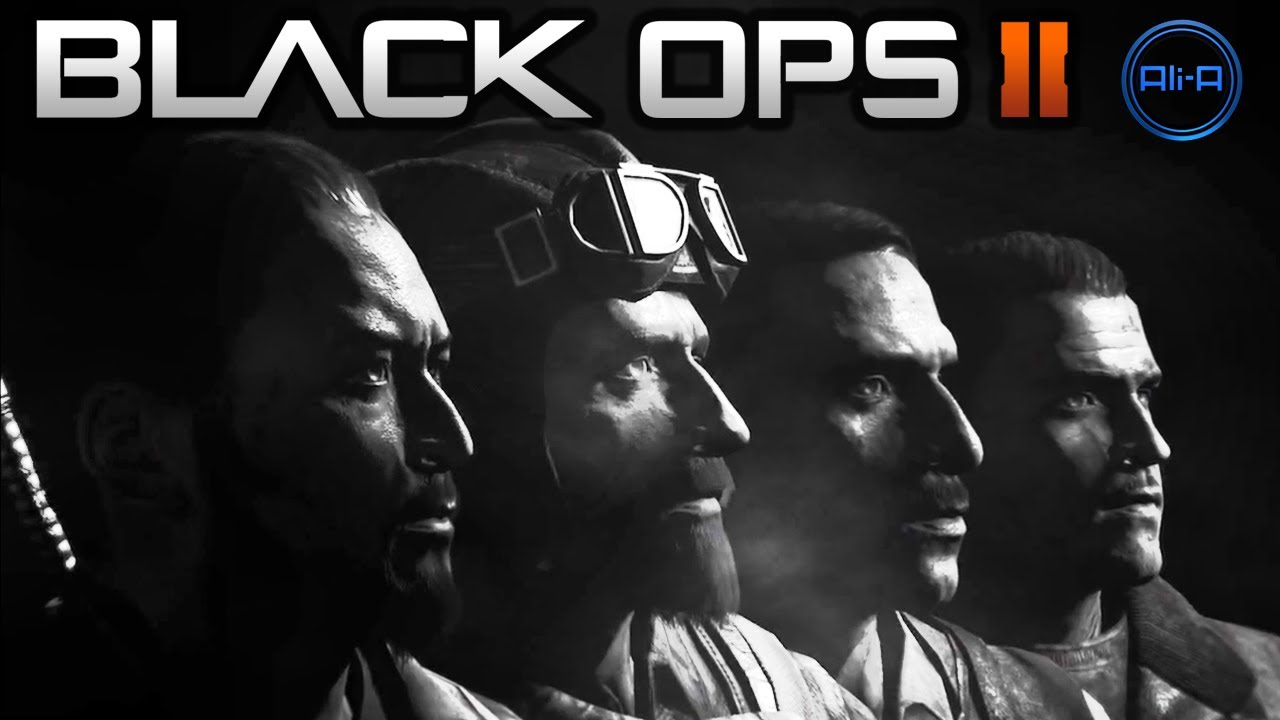 Video Game Review -- Call of Duty: Black Ops II