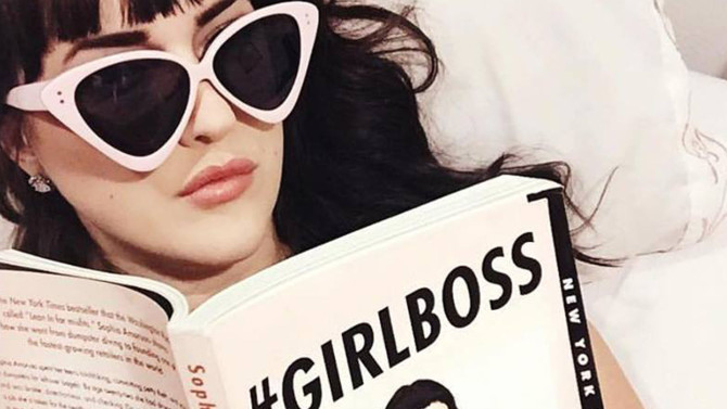 Netflix Series Review: Girl Boss