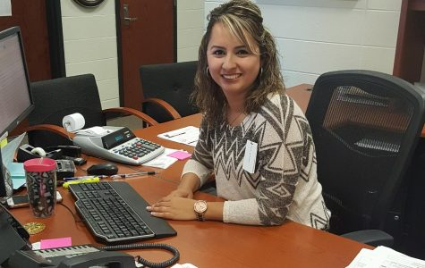 Mrs. Lara Becomes New Registrar Secretary