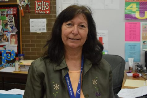 Canadian-Born Mrs. Zeiger Aims to Improve Reading Scores