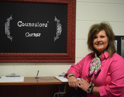 Kimmons Gains a New Counselor