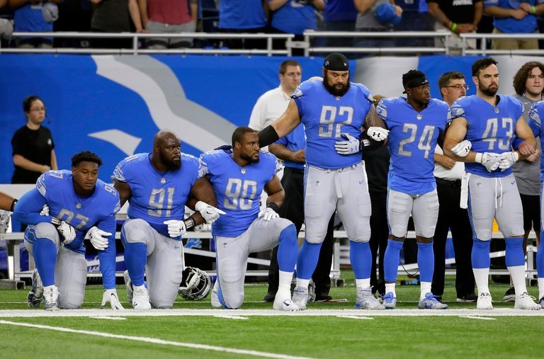 President Trump's Tweets Incite Further Protests in the NFL