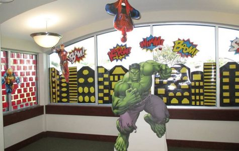 "Teen Read Week Short Story: ""Super Heroes to the Rescue"""