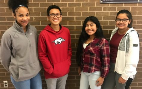 New Student Council Officers Have High Hopes for Kimmons