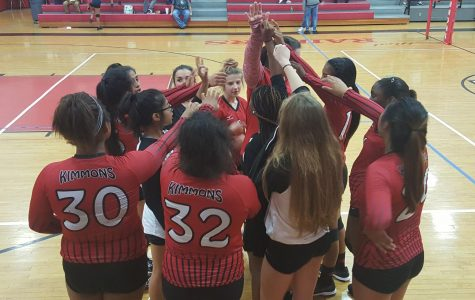 Volleyball Team Learns to Let Go of Mistakes