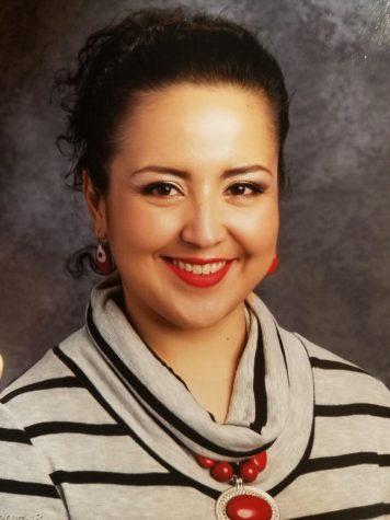 Secretary Miss Isela Avila Steps Down to Step Up
