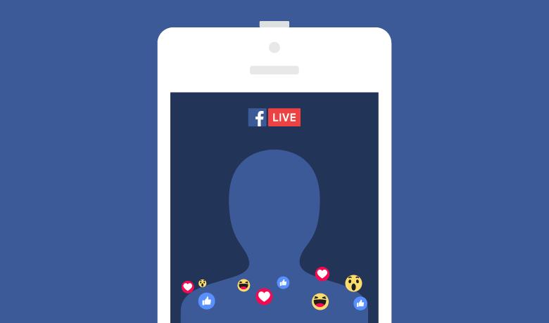 Facebook+Live