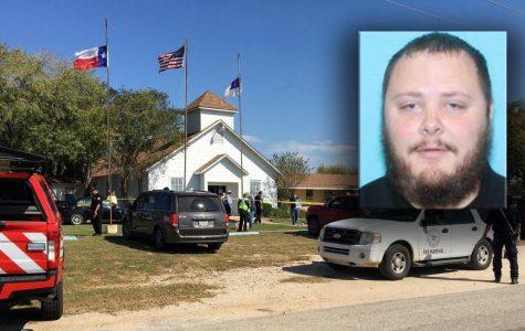 Man Set on Revenge Guns Down Churchgoers in Texas