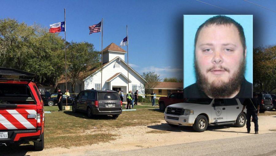 Man+Set+on+Revenge+Guns+Down+Churchgoers+in+Texas