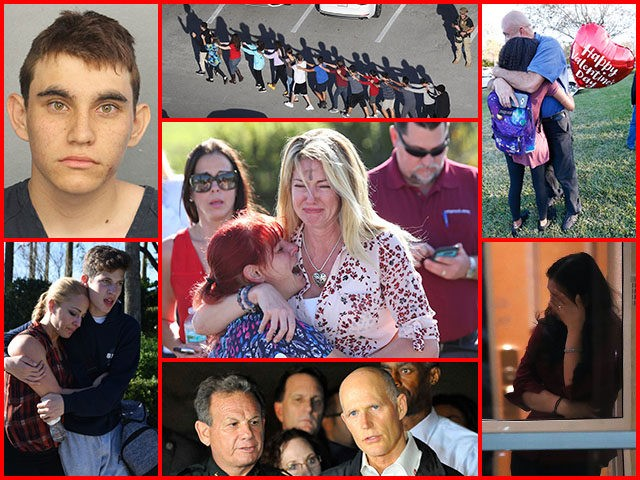 Valentine's Turns Deadly as Student Kills 17 in Florida School Shooting