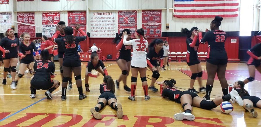 Lady Raiders Savor Wins, Overcome Losses