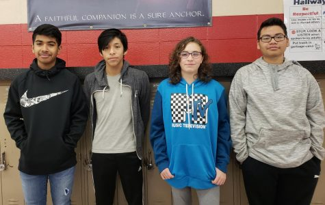 Freshmen Run Cross Country all Three Years