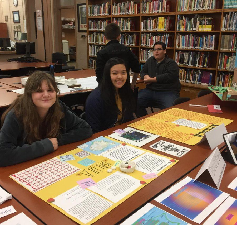 GATE+Students+Invent+Civilizations