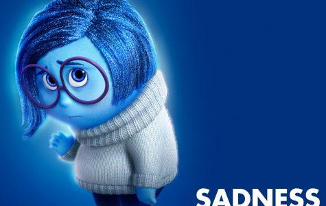 Personification: Sadness