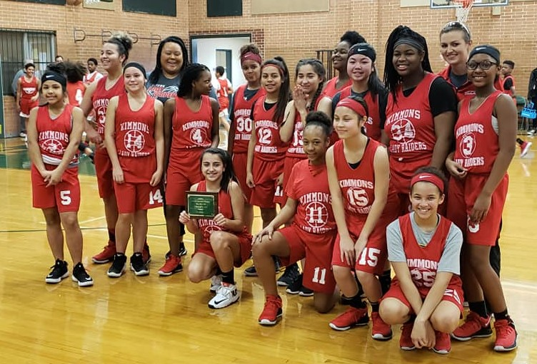 7th Grade Girls Basketball Team Beats Darby, Becomes City Champs