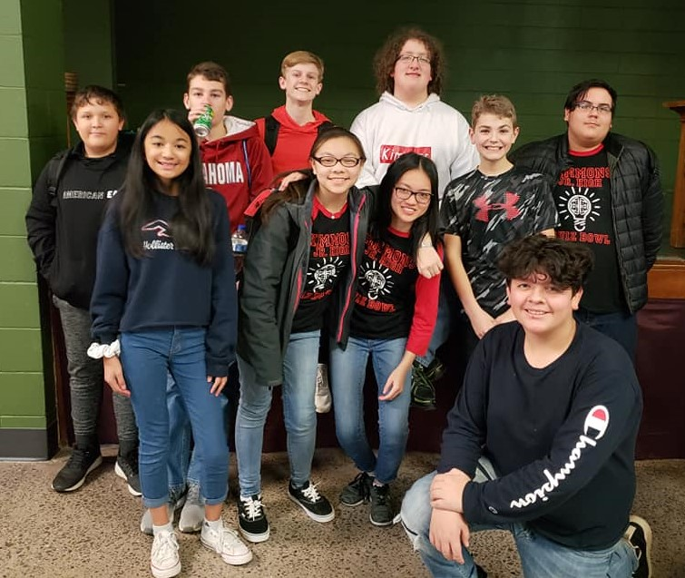 Quiz Bowl Finds Success at Van Buren Tournament
