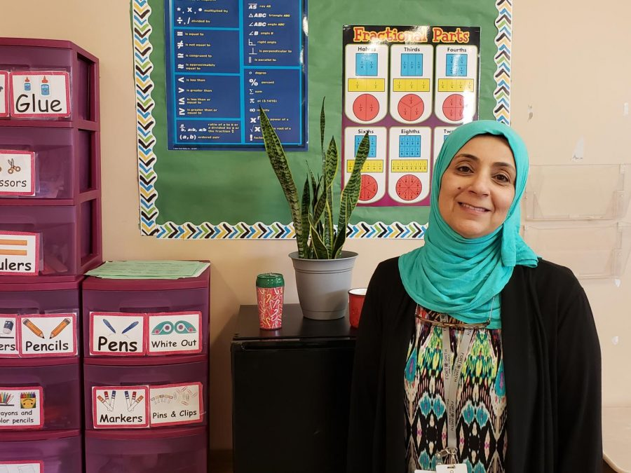 Ms. Ali Moves from Private to Public Schools