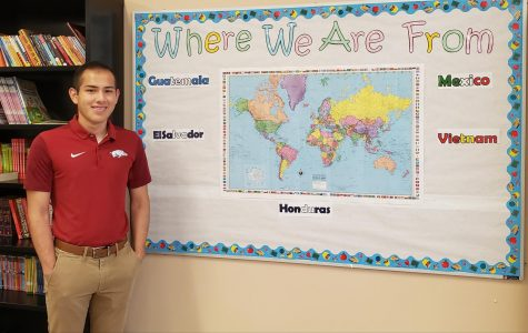 Mr. Sanchez Savors Opportunity to Help Language Learners
