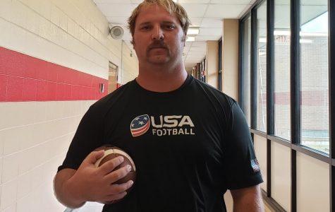 Coach Cantrell Inspires Confidence