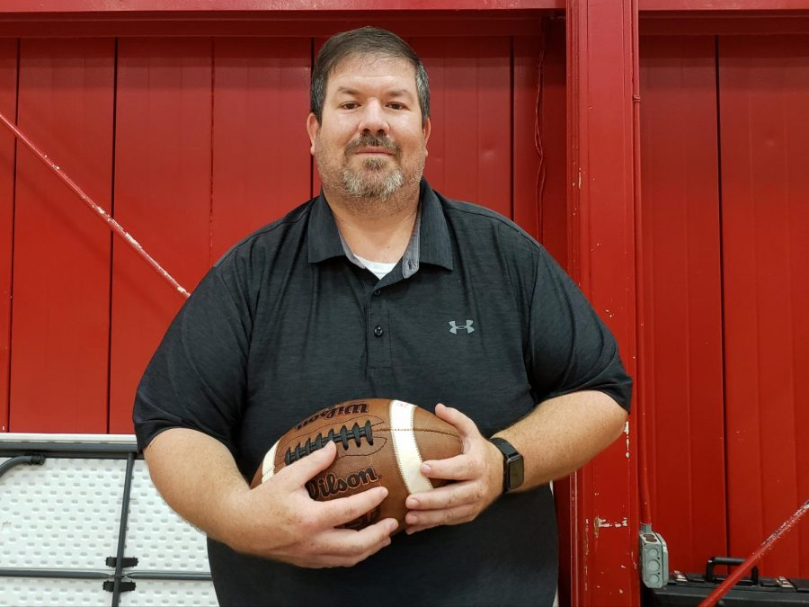 Coach Whitsett Transfers from Small Town to City Life
