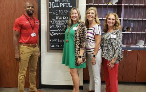Administrators, Facilitator Ready for New REDS Program
