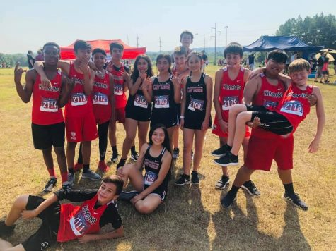 Cross Country Teams Kick off 2017 Season at Fort Smith Invitational
