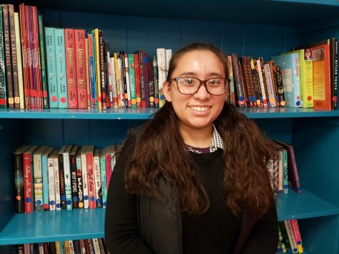 Mrs. Gonzalez Puts Social Studies Degree Aside for ESL Position