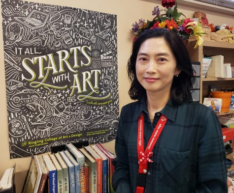 Mrs. Choo Steps Into Art, Embraces Diverse Culture
