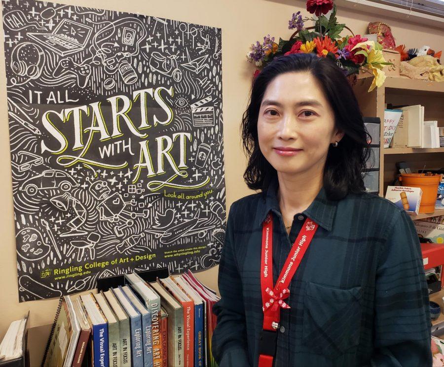 Mrs.+Choo+Steps+Into+Art%2C+Embraces+Diverse+Culture