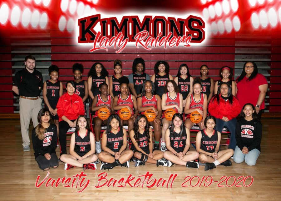 Lady+Raiders+Basketball+Team+Faces+Challenges%2C+Makes+Comeback