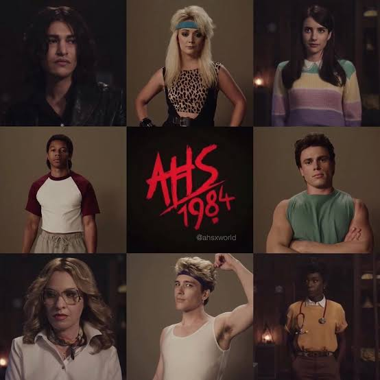 FX Series Review: American Horror Story 1984