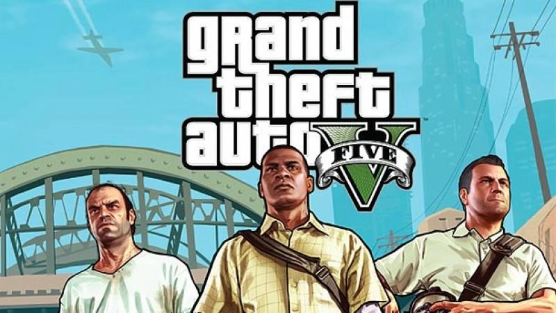 Video Game Review: Grand Theft Auto V