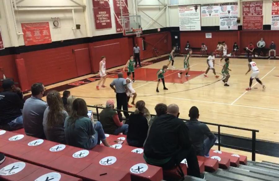 Boys' Basketball Team Pulls Through Difficult Season