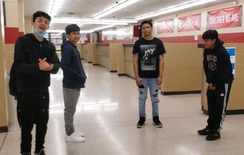 Final Freshmen Reflect on Kimmons Junior High